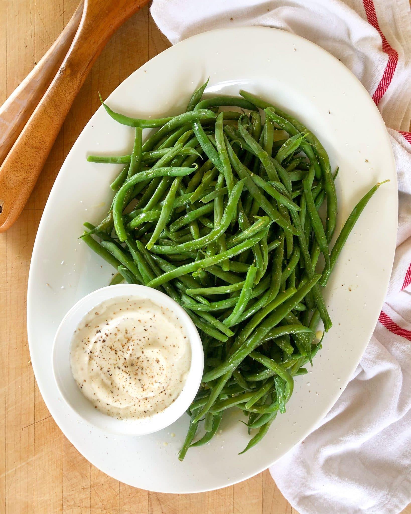 Easy creamy horseradish sauce