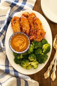 Teriyaki Chicken Tenders